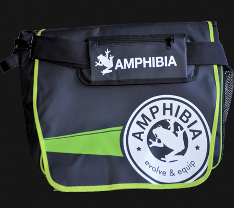 Amphibia X2 transition bag