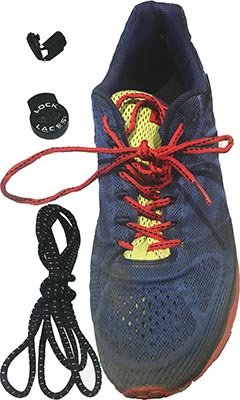 how to install stretch or lock laces