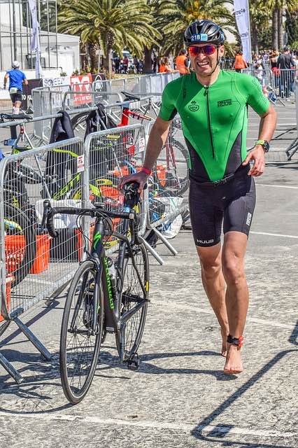 beginner first triathlon race checklist